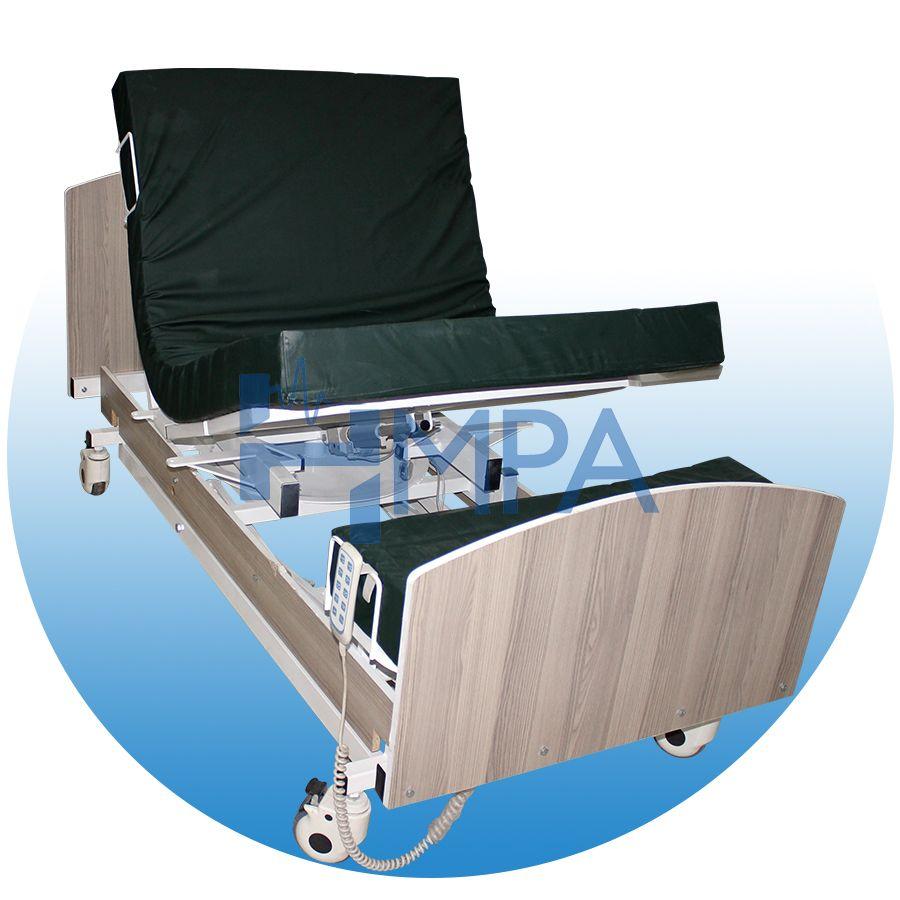 Lit médicalisé rotatif électrique - LH45